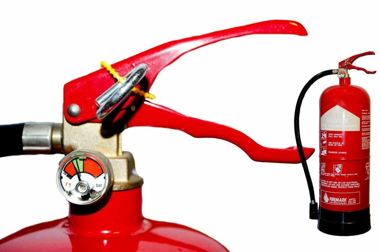Bekannt Feuerlöscher können Leben retten - vergleichen Sie hier IP62