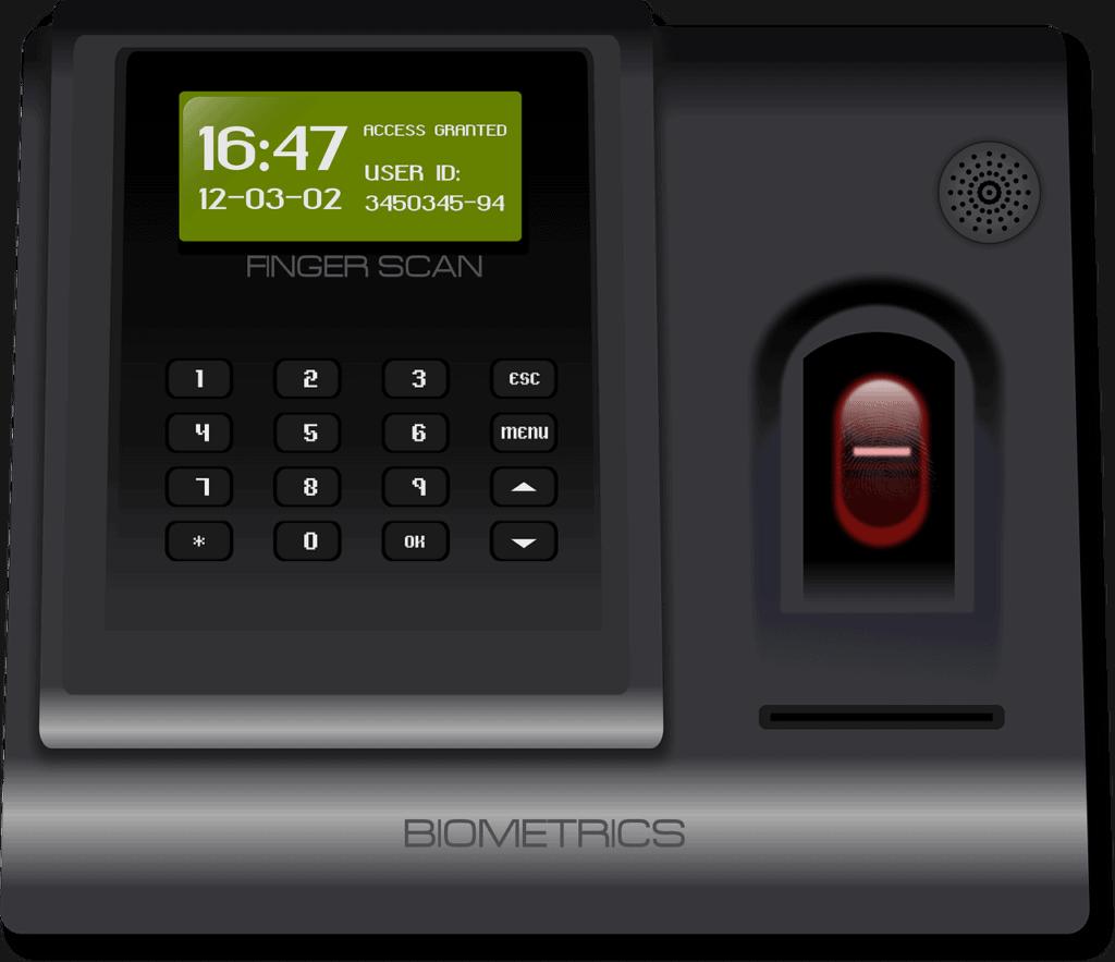 Zutrittskontrolle mit Fingerprint