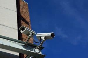 Kameraüberwachung von Firmen